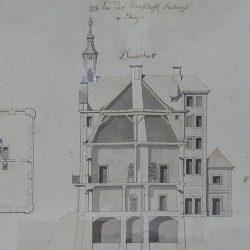 Sanierung Rathaus Ellingen