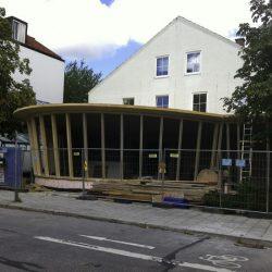 Erweiterung Metropoltheater München