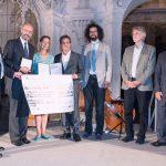 Bayerischer Denkmalpflegepreis 2016 - Verleihung in Schloss Unterschleißheim
