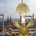 Chor / Treppenhaus - Bekrönung Dachreiter