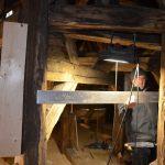 Chor / Treppenhaus - Ertüchtigungsmaßnahmen