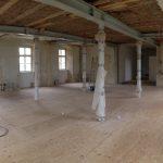 Propstei - Schaffung eines Saales im Obergeschoss