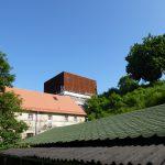 Baufeld B - Brauerei mit Eishaus