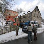 Eishaus und Brauerei