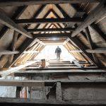 Kasten Dachraum