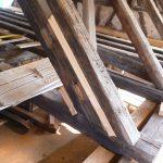 Gasthof Dachsanierung Bindersäule