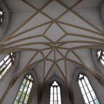 Gewölbe Chorbereich