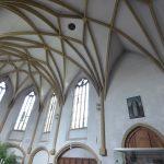 Innenraum Kirchenschiff