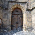 Südseite Eingangsportal