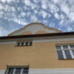 Nordansicht des Haupthauses
