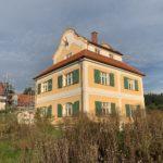 Haupthaus nach der Instandsetzung
